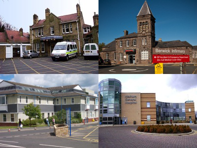 Northumberland urgent care centres